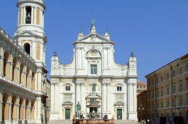 Madonna di Loreto, la Santa Casa