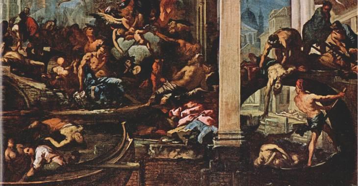La peste nel Seicento