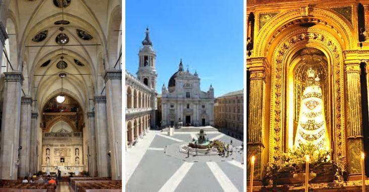 Il Santuario della Madonna di Loreto