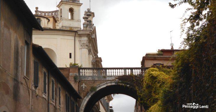 Via Giulia a Roma