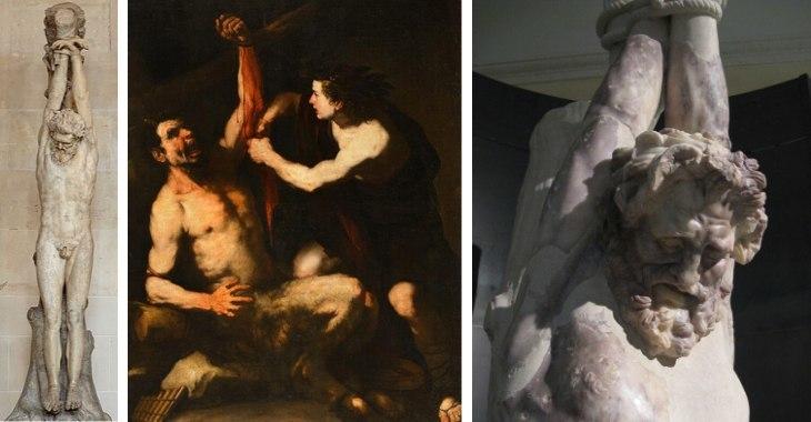 Luca Giordano Apollo e Marsia