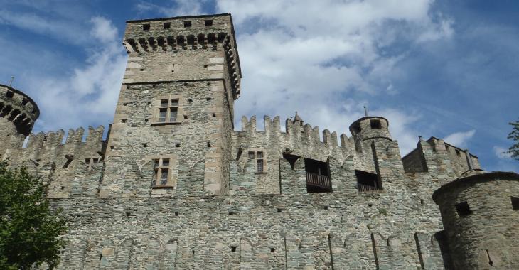 Castello di Fenis orari