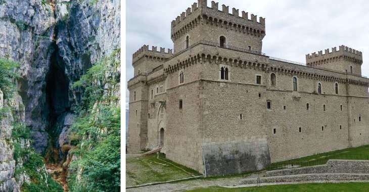 Castello e Gole di Celano