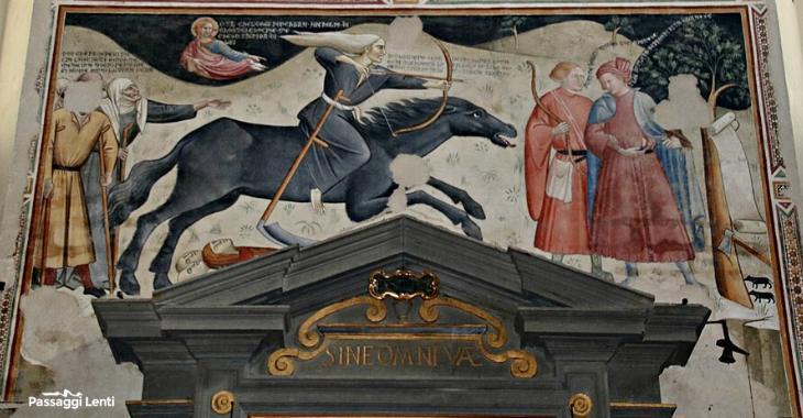 Lucignano Arezzo