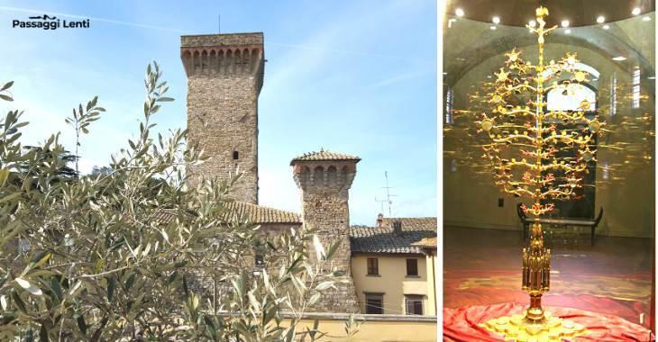 Lucignano Toscana