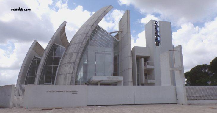 La Chiesa di Dio Padre Misericordioso, opera di Meier