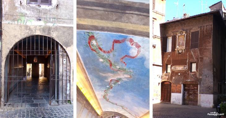 Passetto del Biscione, Roma