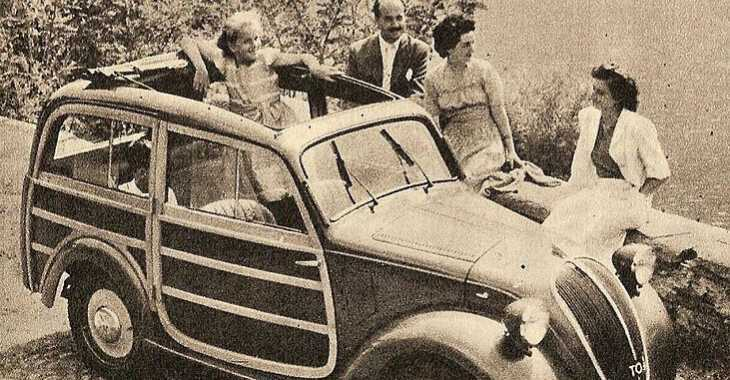Automobile in Italia: la Fiat 500