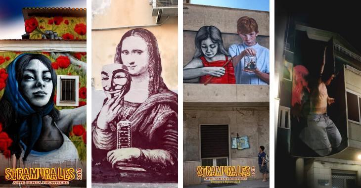 Murales in Puglia