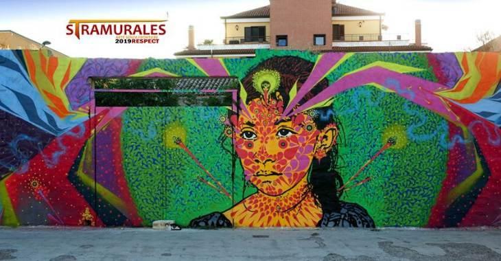 Stornara, murales d'autore