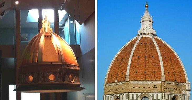 Cupola del Brunelleschi a Firenze