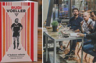 """Gabriele Ziantoni, """"Rudi Voeller, il tedesco volante"""""""
