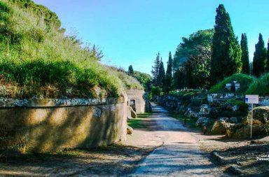 Necropoli etrusche nel Lazio. La Banditaccia a Cerveteri