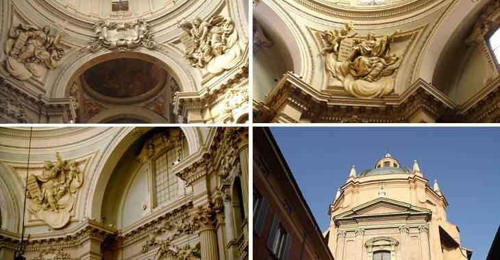 Chiesa di Santa Maria della Vita a Bologna