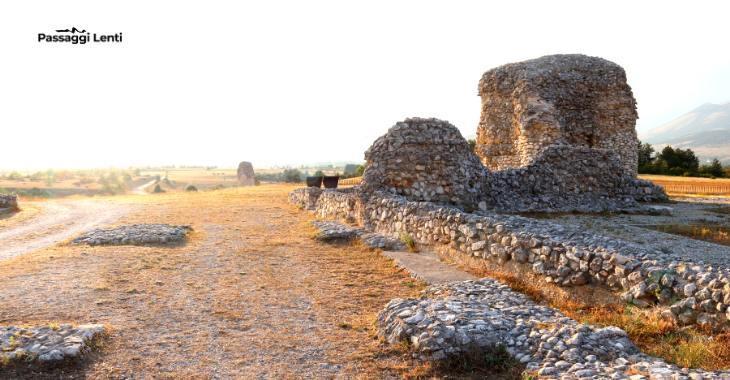 Peltuinum in Abruzzo