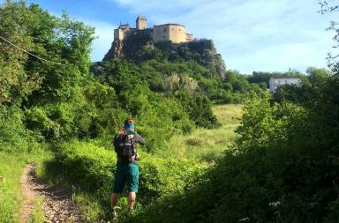 La Via degli Abati e la Fortezza Bardi