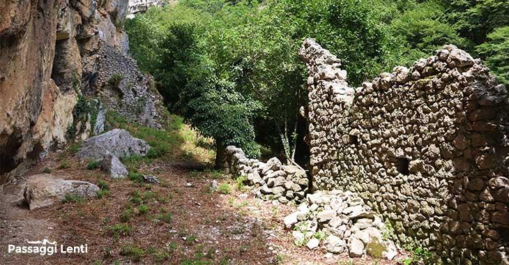 Il monastero di San Marco alle Gole di Celano