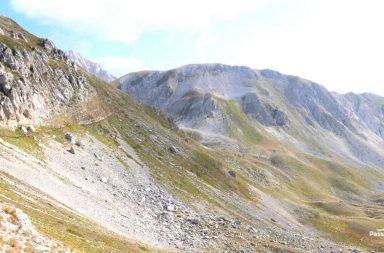 Monte Aquila sul Gran Sasso, trekking