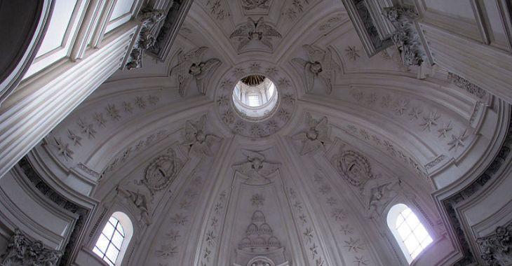Sant'Ivo alla Sapienza Borromini