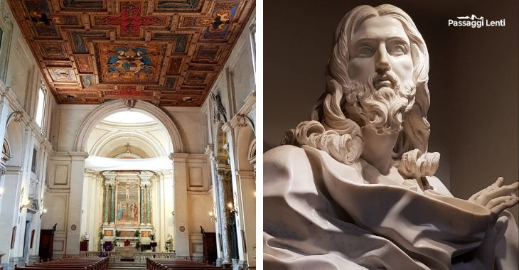 Salvator Mundi di Bernini