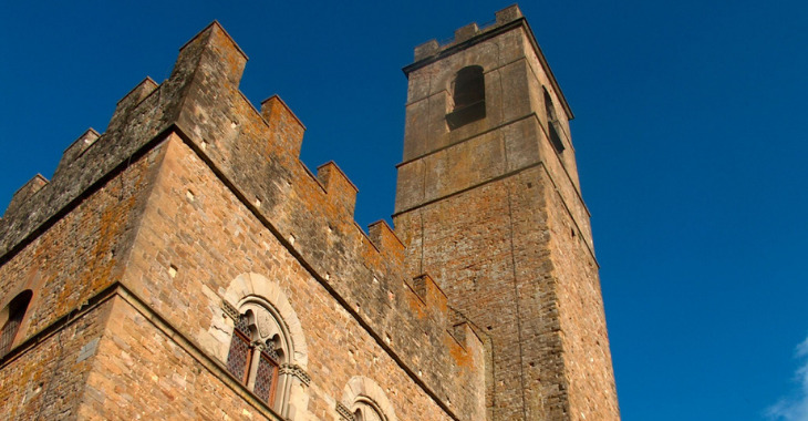 Castello di Poppi Arezzo