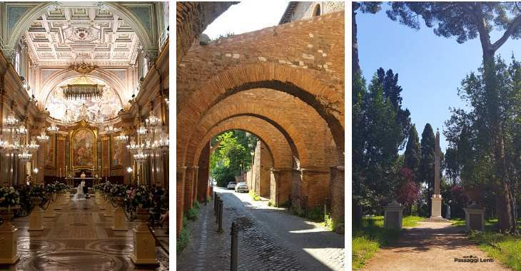 Colle Celio a Roma