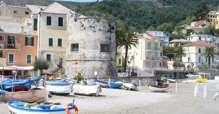 Laigueglia in Liguria