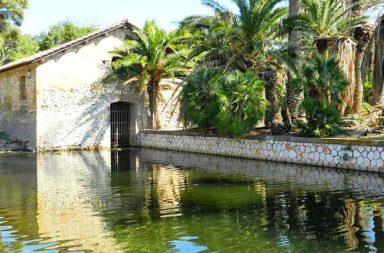 Villa Fogliano vicino Latina