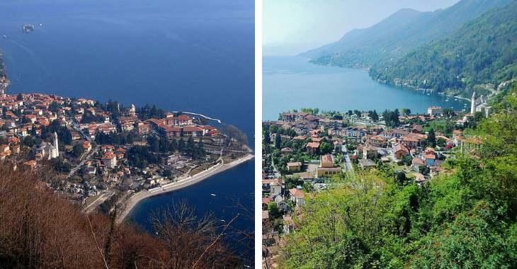 Cannero Riviera, Lago di Garda