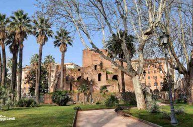 Piazza Vittorio a Roma: il ninfeo di Alessandro Severo