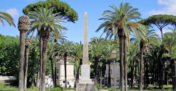 Obelisco di Villa Torlonia