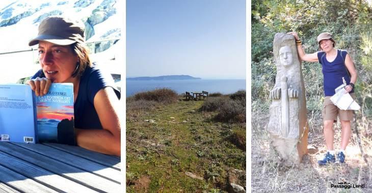 Irene Pellegrini, guida ambientale escursionista