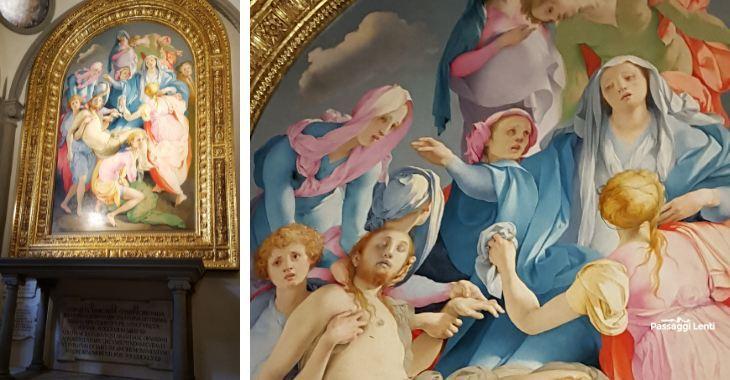 La Cappella Capponi e la Deposizione del Pontormo