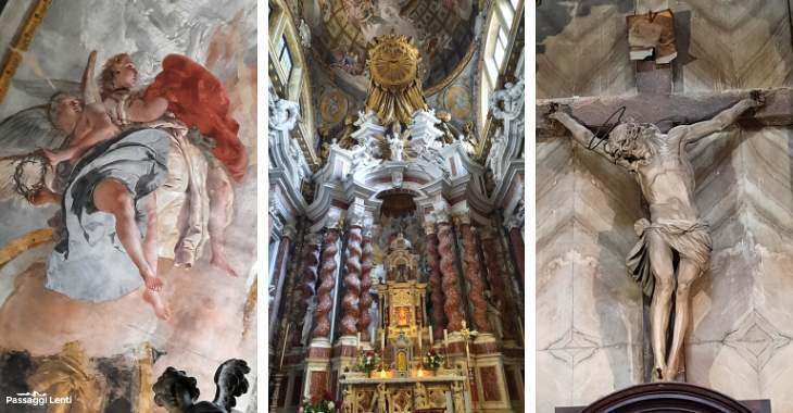 Chiesa Santa Maria di Nazareth a Venezia o Chiesa degli Scalzi
