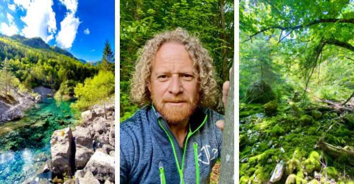 Antonio Poletti, guida ai Bagni di Foresta