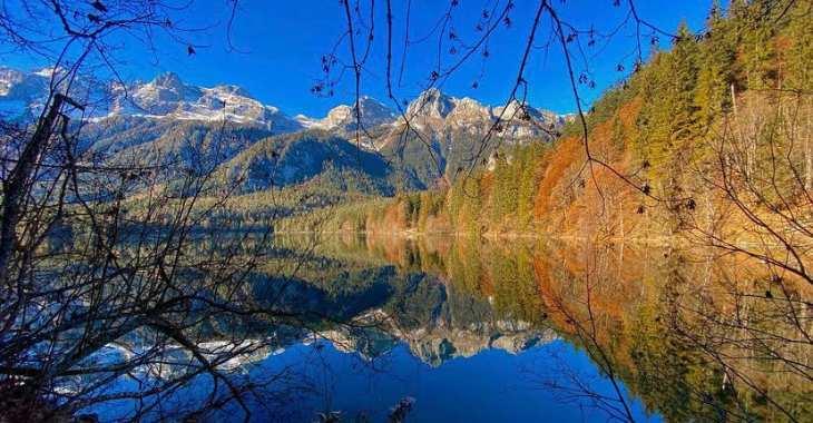 Bagni di Foresta in Trentino Alto Adige