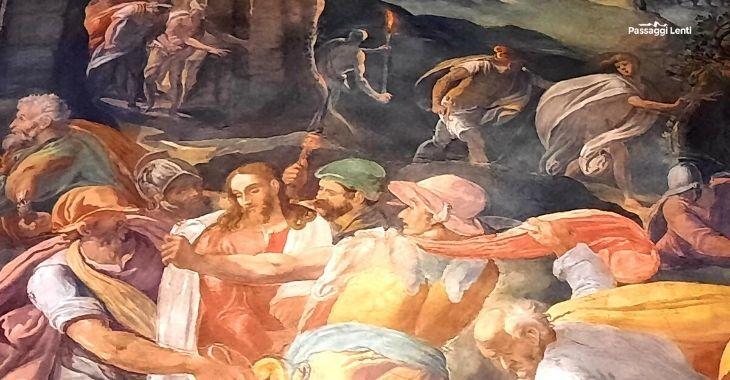 """Marcantonio del Forno, """"La cattura di Cristo"""""""