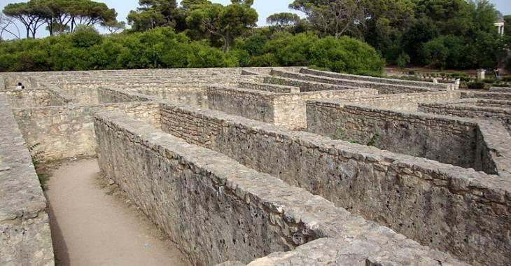 Castello di Donnafugata: il labirinto