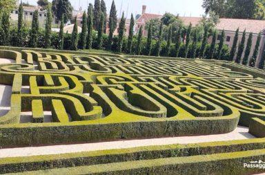 Isola di San Giorgio a Venezia: il labirinto di Borges